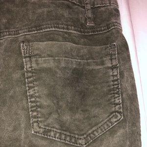Free People Vintage Corduroy Jeans
